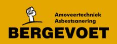 Bergevoet Doetinchem B.V. Amoveertechniek-Asbestsanering Logo