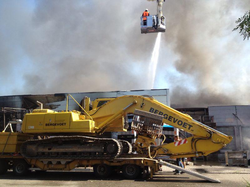 brandschade sloopwerk achterhoek doetinchem